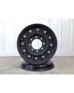 12-Bolt HMMWV Wheel - Black Drab (A Grade)