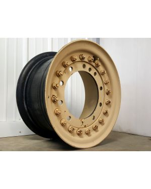 "20"" x 10"" w/ 10 x 335MM Lug Pattern Steel MRAP Wheel (20-Bolt)"